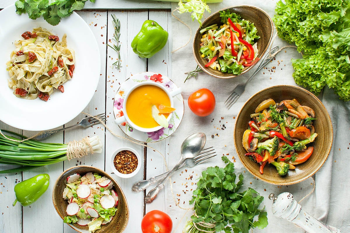 The Complete Healthy Living & Cooking Bundle