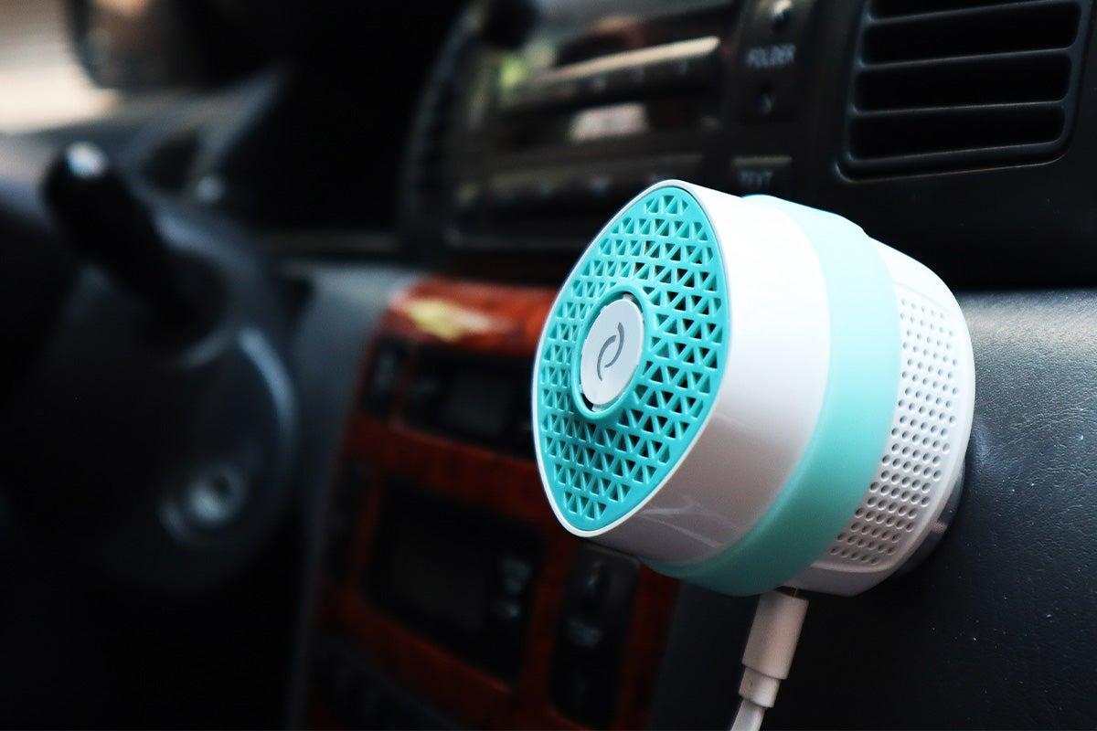 VentiFresh Plus: Next Generation Germ & Odor Eliminator