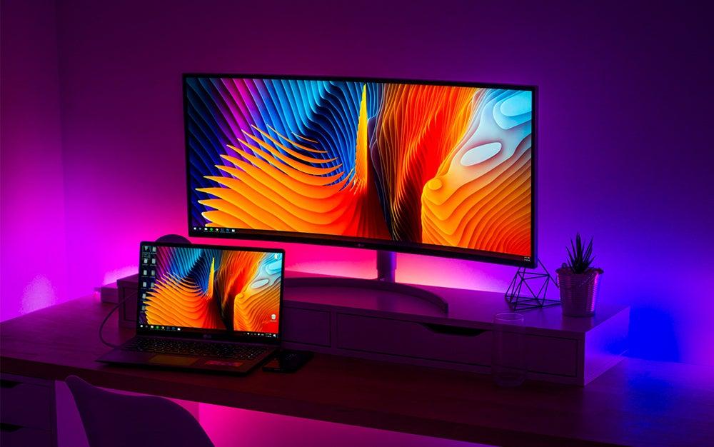 best LED lights for your TV