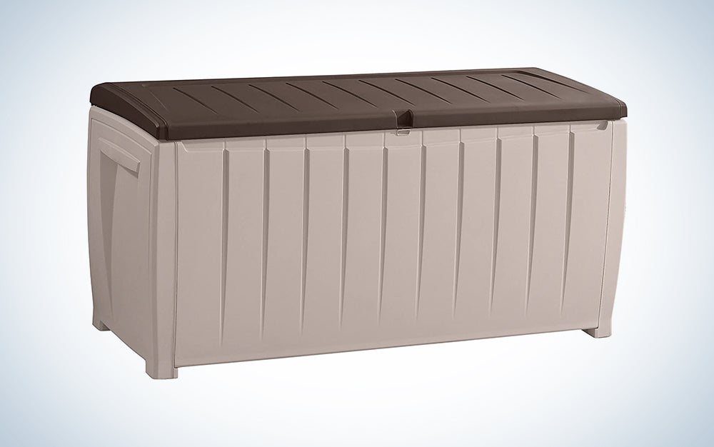 outdoor deck toy storage