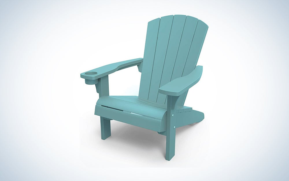 patio chair with arm rests