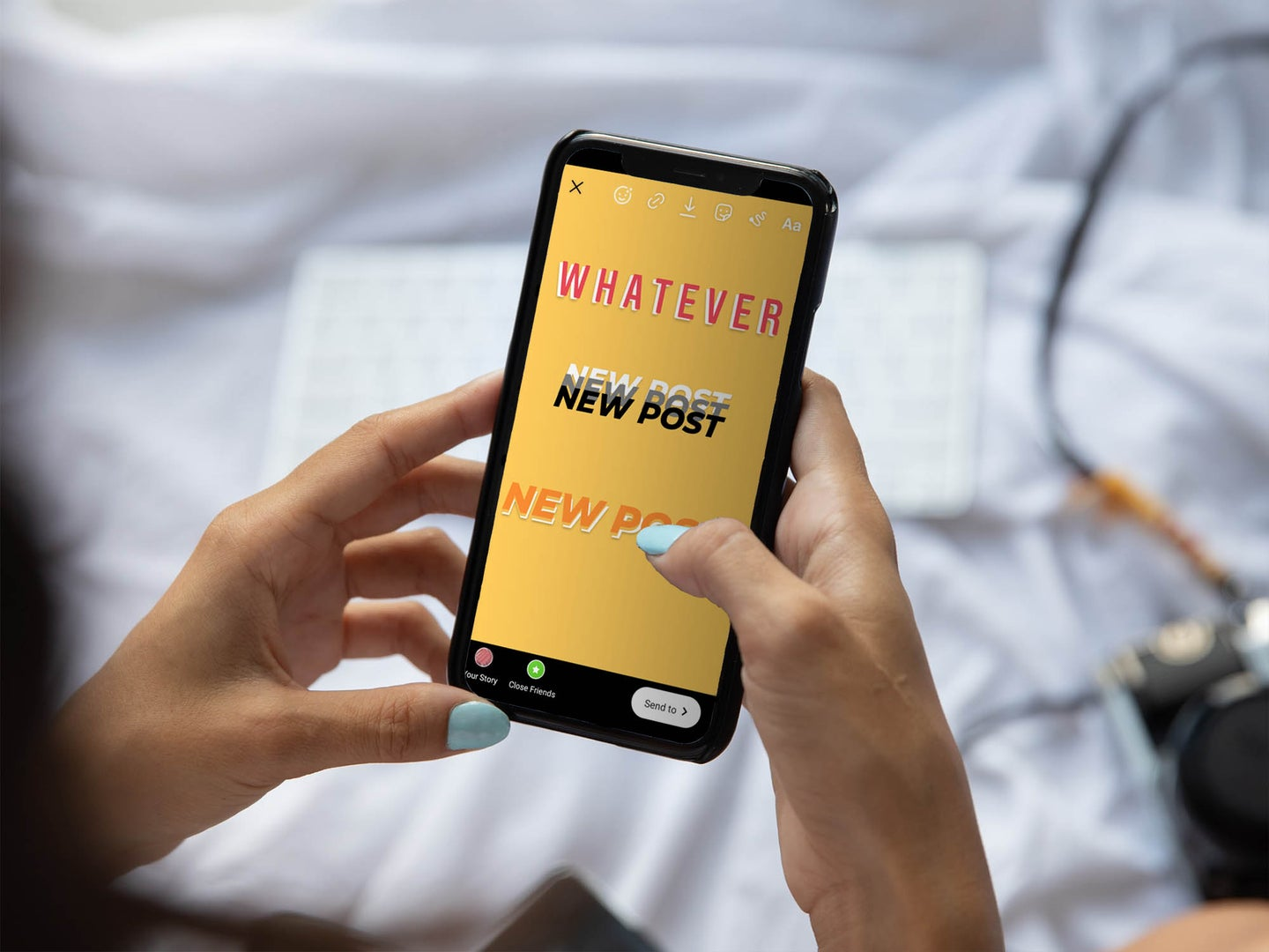 8 creative ways to add flair to your Instagram stories