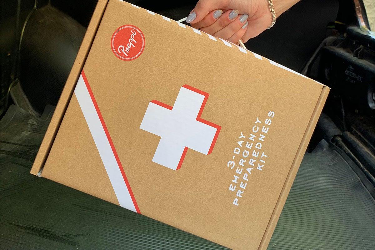 Savings on sweet emergency kits