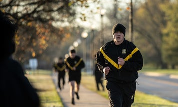 Can you pass the US Army's Combat Fitness Test? This journalist tried.