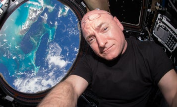 Spending time in space could shrink your heart