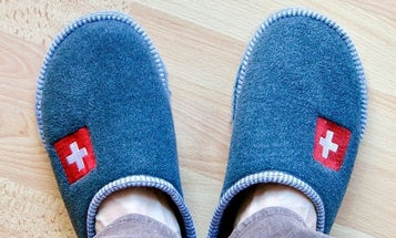 Men's slippers for comfort with every step
