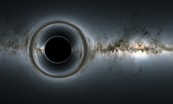 Astronomers may have found the surprisingly elusive medium-sized black hole