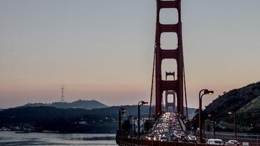 san francisco bay area golden gate bridge