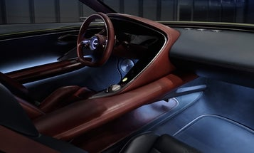 The Genesis X Concept electric luxury car is all about design
