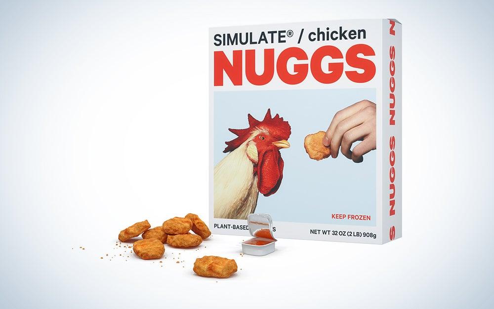 nuggs chicken nugget alternative