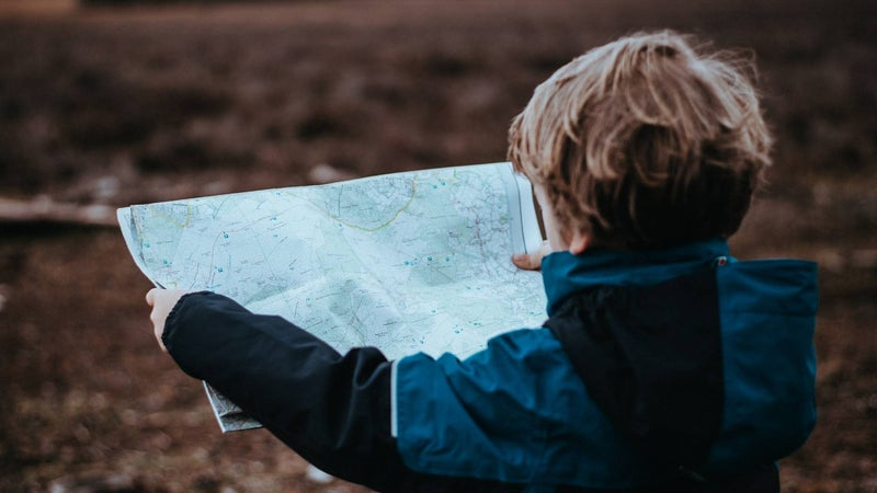 5 activities to show kids that maps can be fun