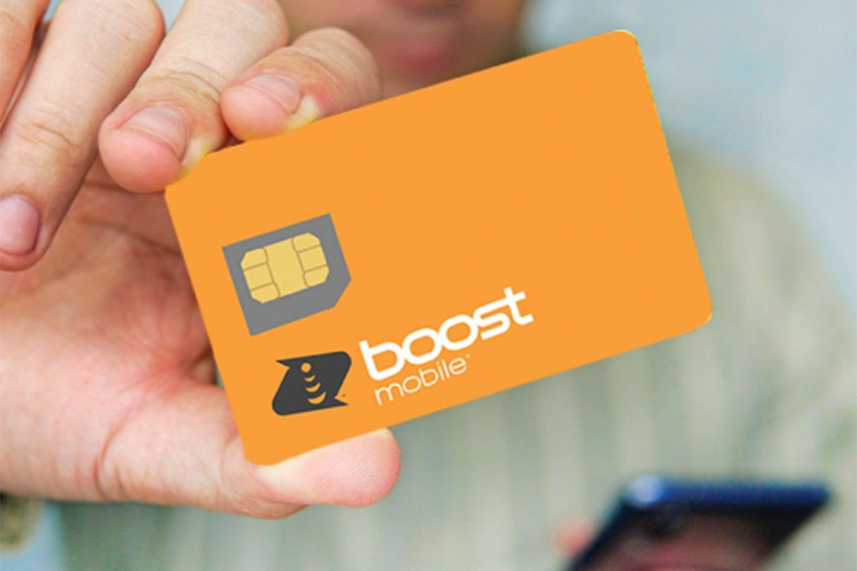 Boost mobile savings