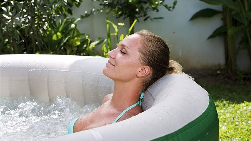 Best inflatable hot tub: Soak up our guide to these inflatable spa accessories
