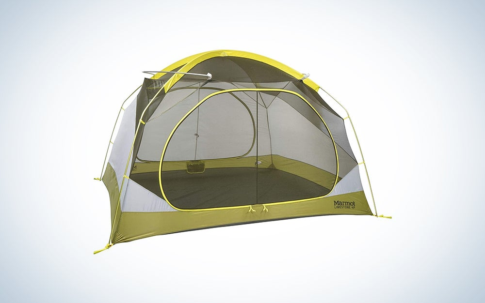 Marmot tents for camping