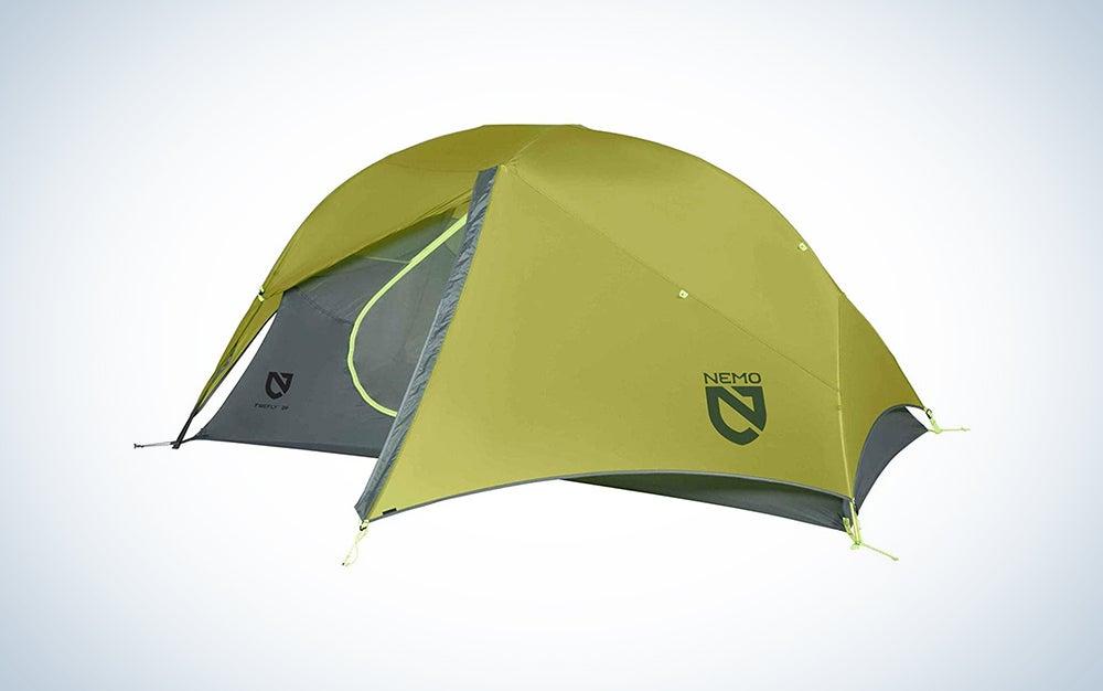 Nemo 2p camping tent