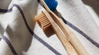 How to safely turn your old toothbrush into a household cleaning tool