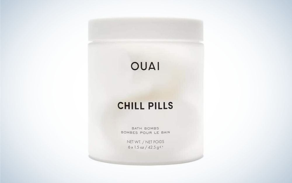 Chill pills scented bath bombs graduation gifts for her