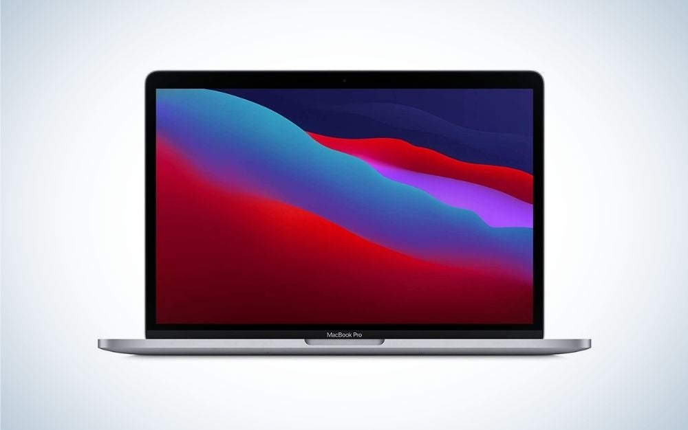 Space gray MacBook Pro graduation gifts for her