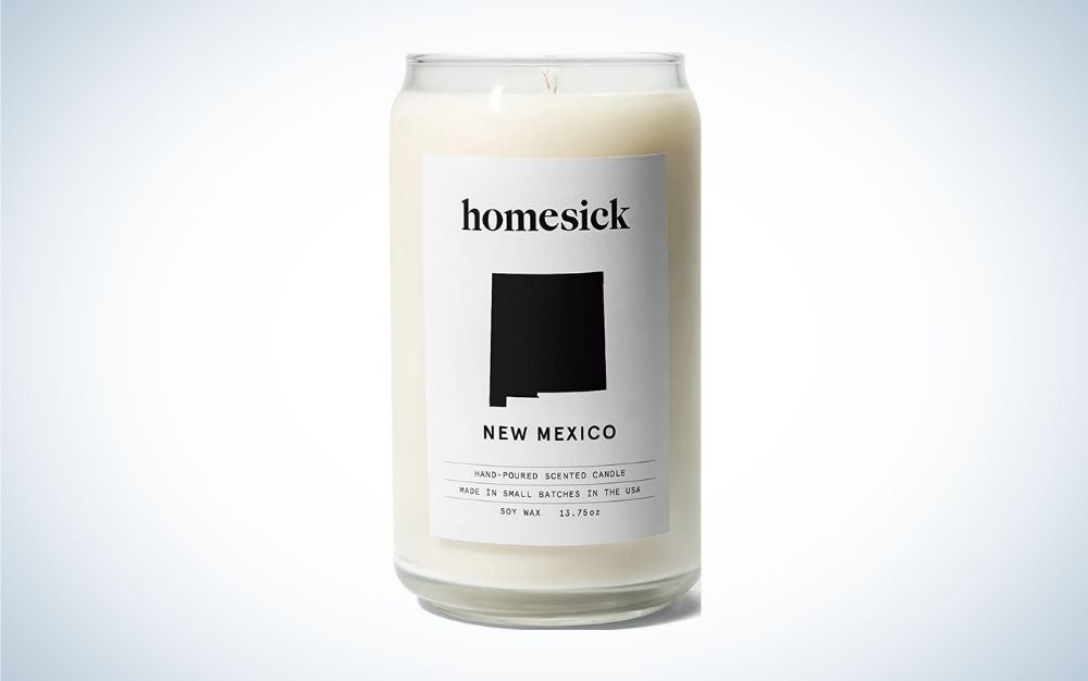 New Mexico scented candle graduation gifts for her