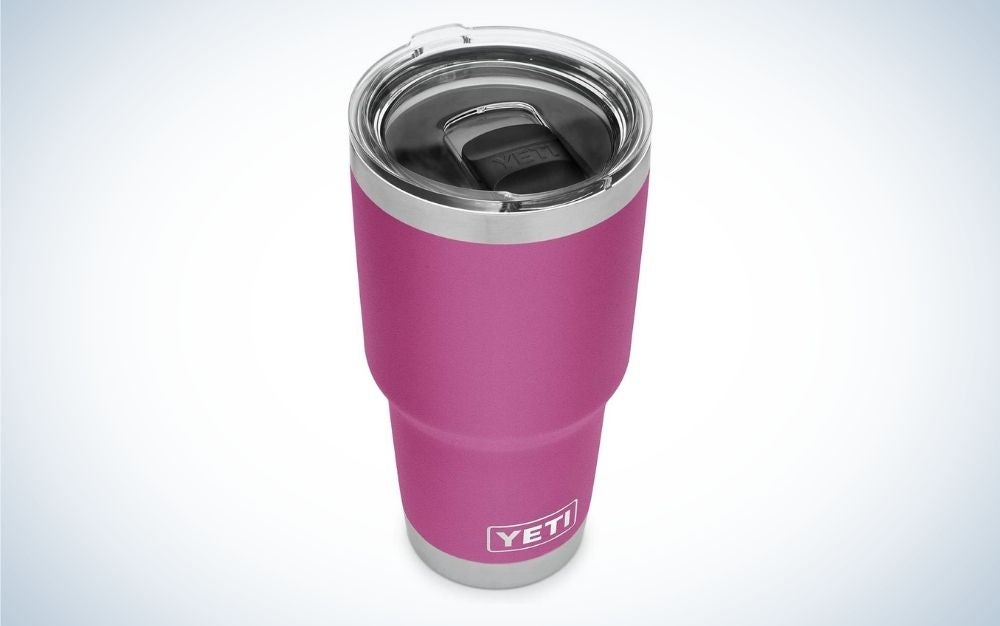 YETI tumbler is one of the best graduation gifts for her