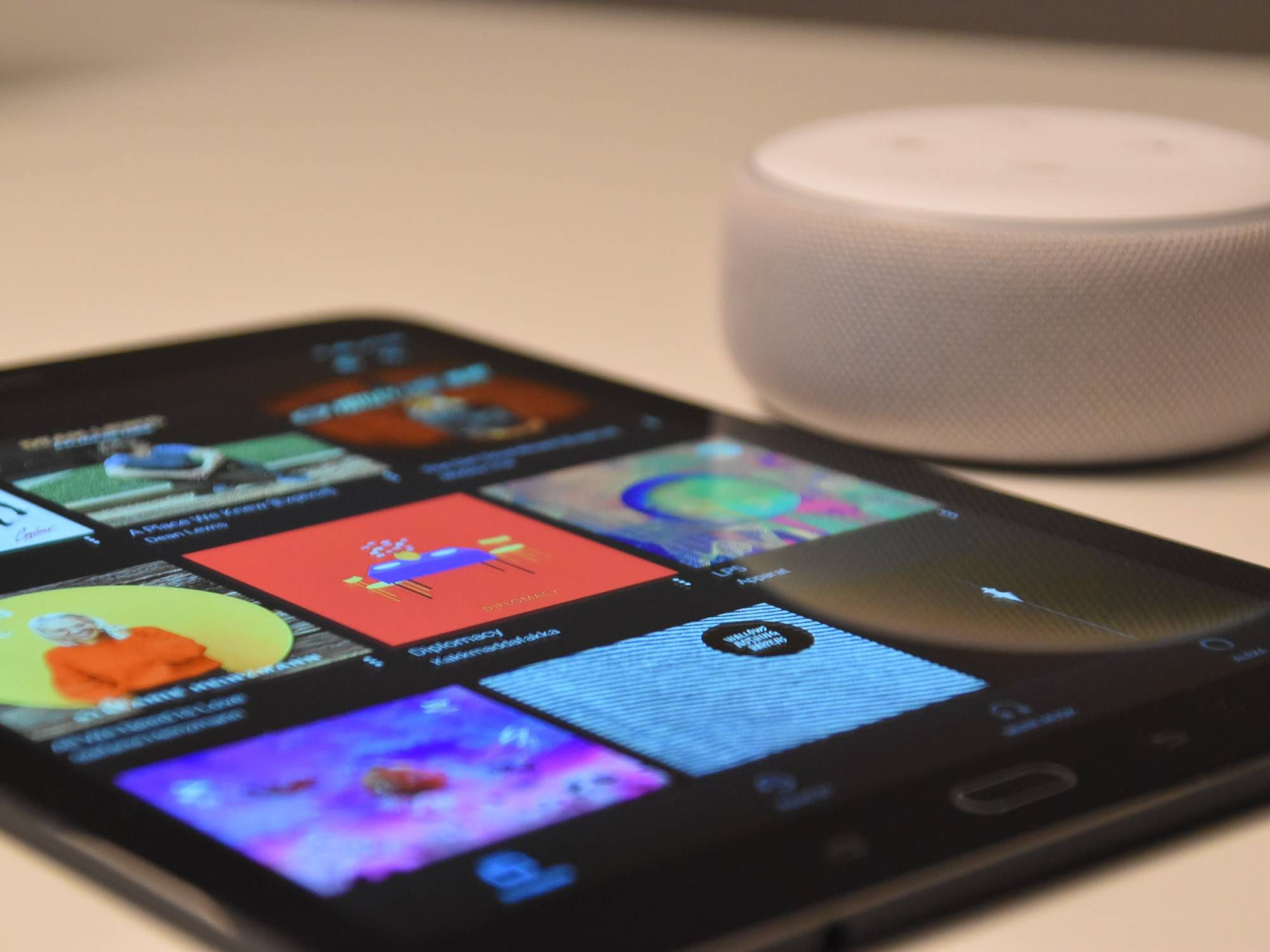 Stream audio to your smart speaker from any device