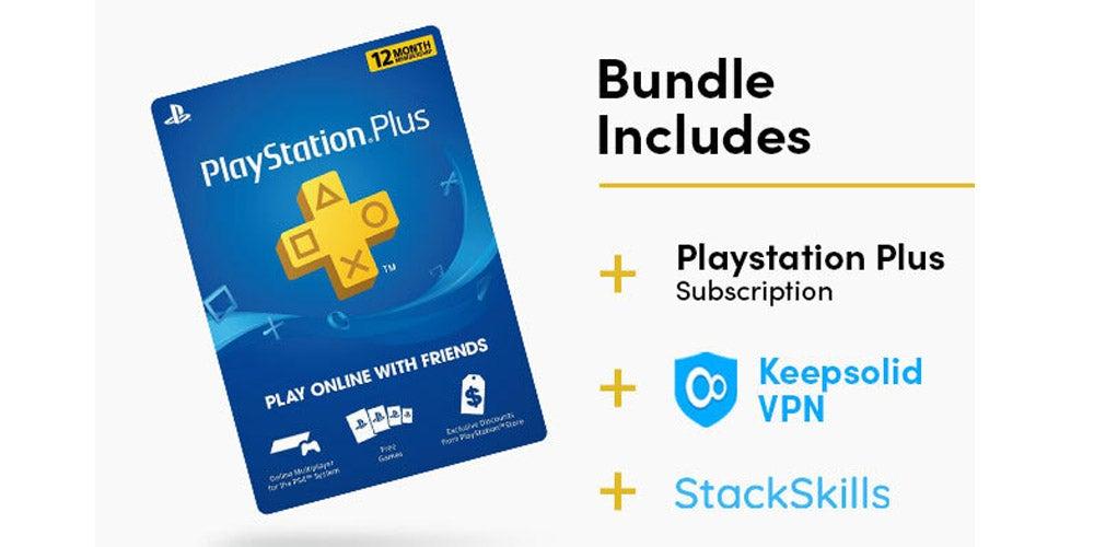 StackSkills digital bundle deal.