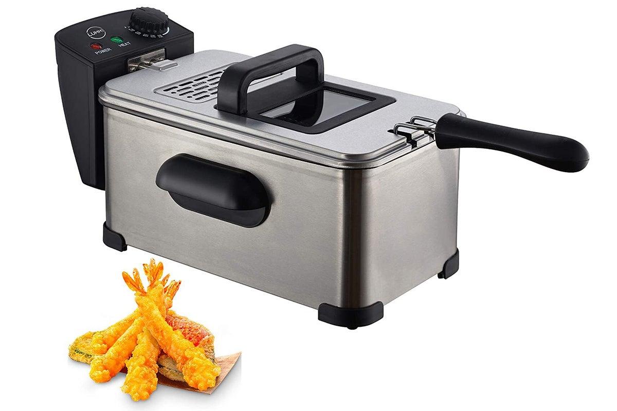Lumme Electric Deep Fryer