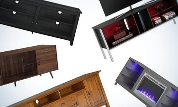 The best TV stands to keep any living room organized