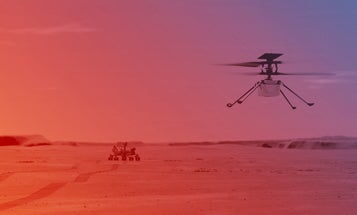 Ingenuity flew on Mars. Now NASA will push it to the brink of destruction.