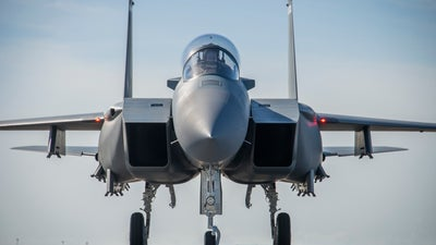 Everything to know about the Air Force's new fighter jet, the F-15EX Eagle II