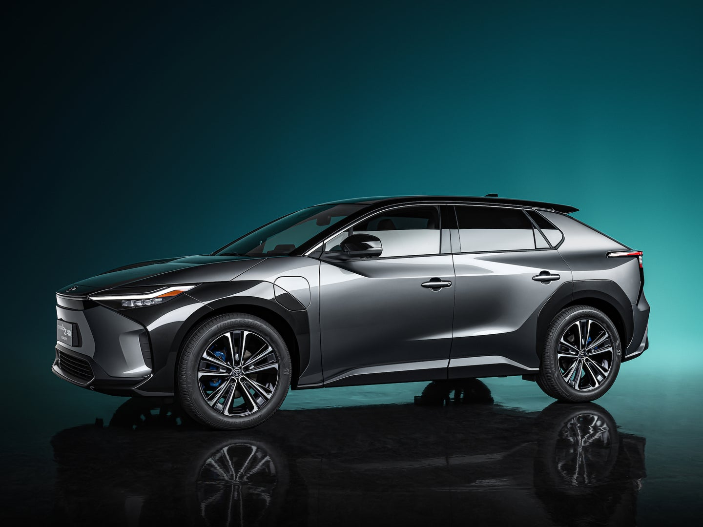 Toyota and Subaru are teaming up for this spacious electric SUV concept
