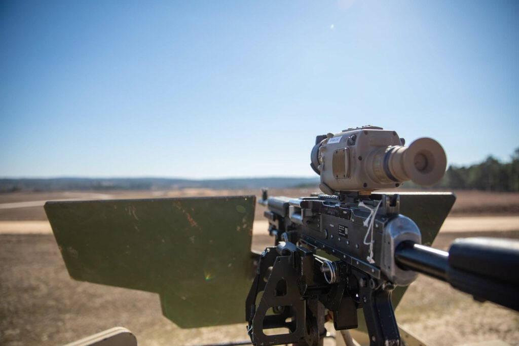 The Army is giving its gun sights a seriously high-tech upgrade