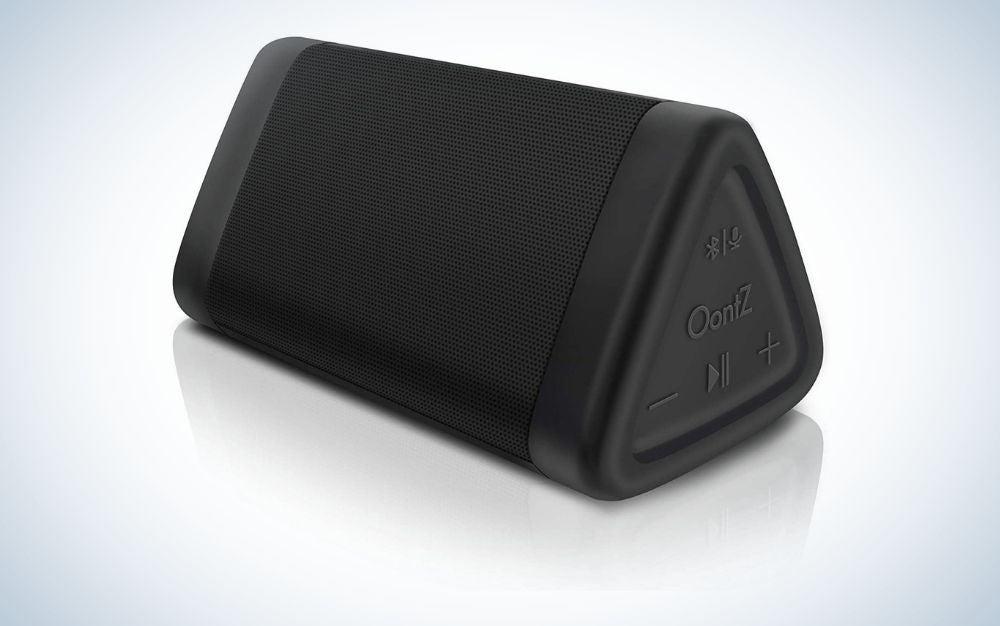 Black Bluetooth portable speaker high school graduation gift for him