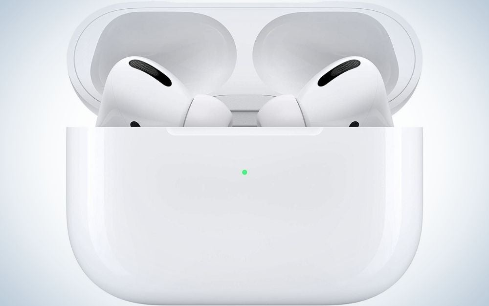 Useful Mother's Day gifts, Airpods Pro in their case