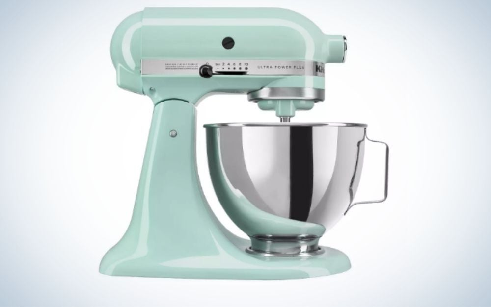 KitchenAid stand mixer is a useful Mother's Day gift
