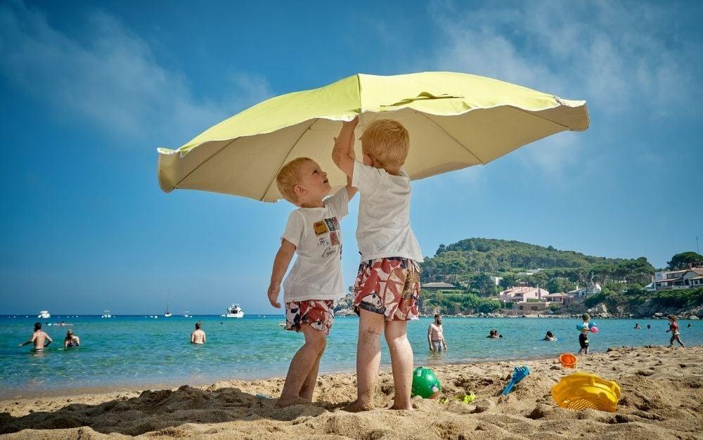 best beach tent