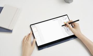 Samsung's new Galaxy Book Pro laptops take aim at Apple's M1 MacBooks