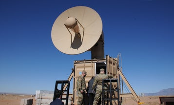 The US military is testing a microwave anti-drone weapon called THOR