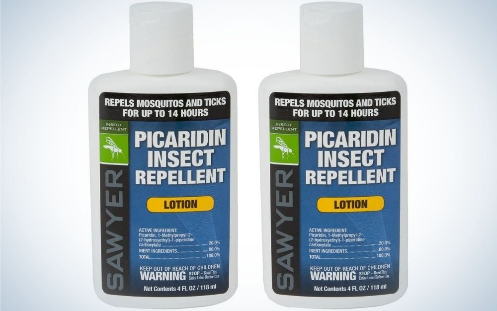Picardin insect repellent is some of the best bug control