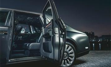 The interior of Rolls-Royce's new Ghost sedan is hauntingly beautiful