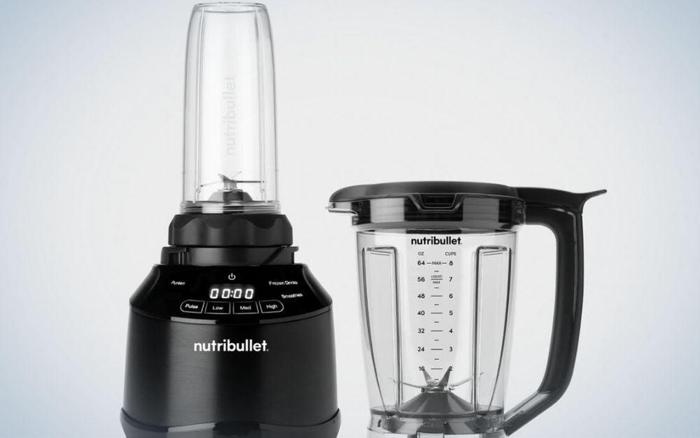 Black NutriBullet blender for smoothies