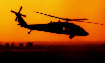 The stealth helicopters used in the 2011 raid on Osama bin Laden are still cloaked in mystery
