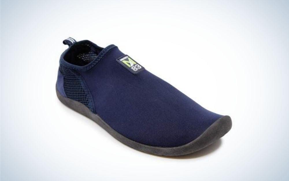 Nautica navy men's athletic water shoes