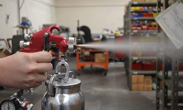 Gunning for success: Here's how to pick the best paint spray gun for your next DIY project
