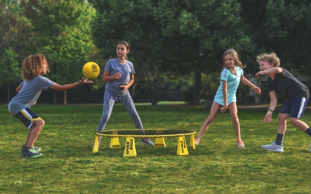 best backyard games