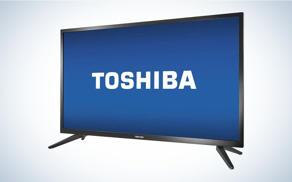 The Toshiba 32-inch Smart HD 720p TV - Fire TV Edition is the best 32-inch TV deal for Amazon Prime Day 2021.