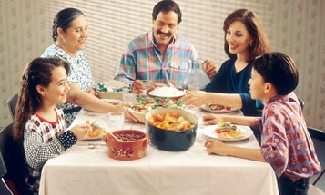 Family dinners are good for our health—and it's not just because of the food