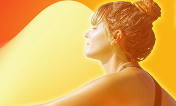 Why time in the sun lightens your hair but darkens your skin