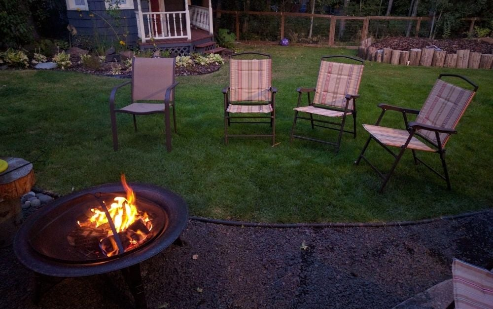 best outdoor fire pit
