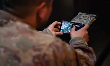 Smartphone location data still poses a real security risk for the military and its personnel